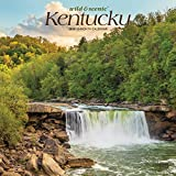 Kentucky Wild & Scenic 2020 12 x 12 Inch Monthly Square Wall Calendar, USA United States of America Southeast State Nature