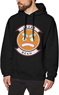 Men's Fashion Lazar-Beam Top Sweater Hoodie