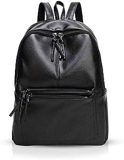 XHHWZB Children's Backpack Shoulder Bag Female Bag Female Korean Version of High School Casual Backpack Personality