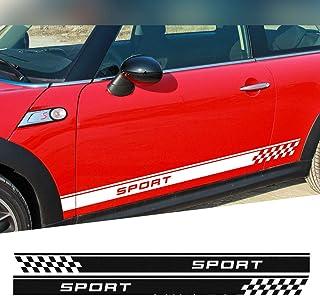 Cooper R56 Large Mini Coupe R58 Recambo CT-LKS-0960 LADEKANTENSCHUTZ Edelstahl Chrom ONE