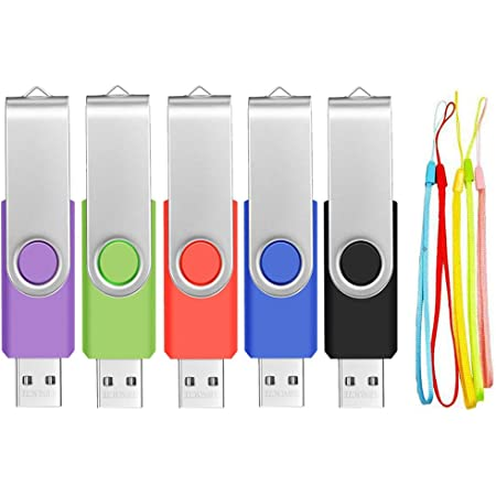 5 Stück Usb Sticks 1gb Speicherstick Einklappbar Mit Elektronik