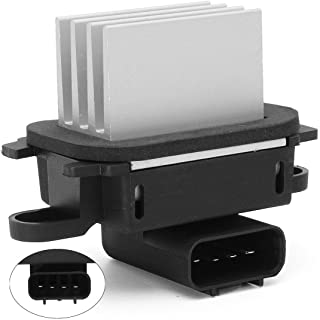 HVAC Blower Motor Resistor AC Blower Control Module for 2010-2017 Ford Expedition 2010-2014 Ford F-150 2011-2017 Lincoln Navigator with Auto Temp Control Replace # BL3Z-19E624-A YH-1829