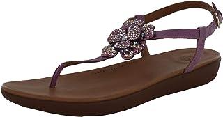 FitFlop Womens Tia Corsage Back Strap Sandal Shoe