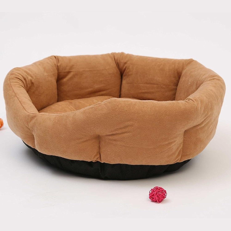 BiuTeFang Pet Bolster Dog Bed Comfort Kennel Pet Litter Dog supplies doggy mat
