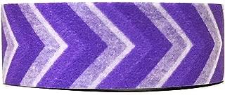 Allydrew Decorative Washi Masking Tape, Purple Arrow