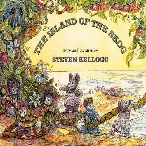 Island of the Skog audiobook cover art