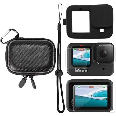 Sports Camera Storage Bag Protective Pouch Case Organizer for Gopro Hero 9 NE