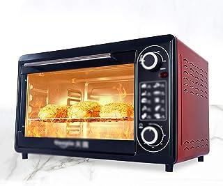 FUDIV Horno eléctrico de Cocina compacta de Acero Inoxidable 48L, 2000 vatios Horno doméstico Horno doméstico Horno eléctrico automático Pan de Pastel