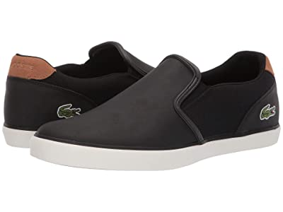 Lacoste Jouer Slip 119 2 (Black/Light Brown) Men