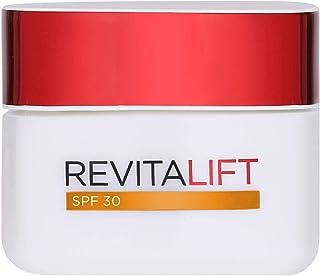 L'Oréal Paris, antirynk-dagkräm med solskydd, Revitalift Day Cream SPF 30, 50 ml