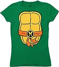 Teenage Mutant Ninja Turtles TMNT Costume Juniors T-Shirt by Mad Engine
