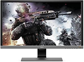 BenQ EL2870U 28-inch UHD 4K HDR,1ms Response Time Console Gaming Monitor with Free Sync, Brightness Intelligence Plus, HDMI, DP, Built-in Speakers
