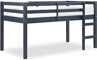 Dorel Living Milton Junior Twin, Blue Loft Beds