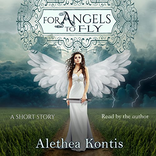 For Angels to Fly: A Short Story audiobook cover art