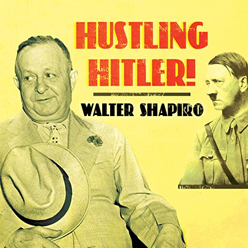 Hustling Hitler audiobook cover art