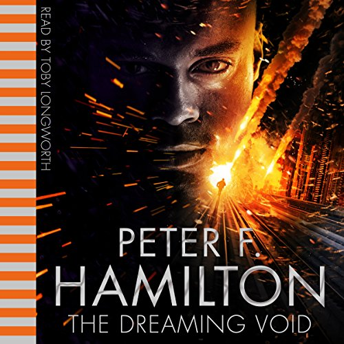 Couverture de The Dreaming Void