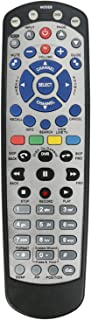 New Network 20.1 IR Replacement TV Remote Control Suitable for Dish Receiver Dish Network Dish TV1 with Learning Code Function for SAT TV DVD AUX 4 Modes
