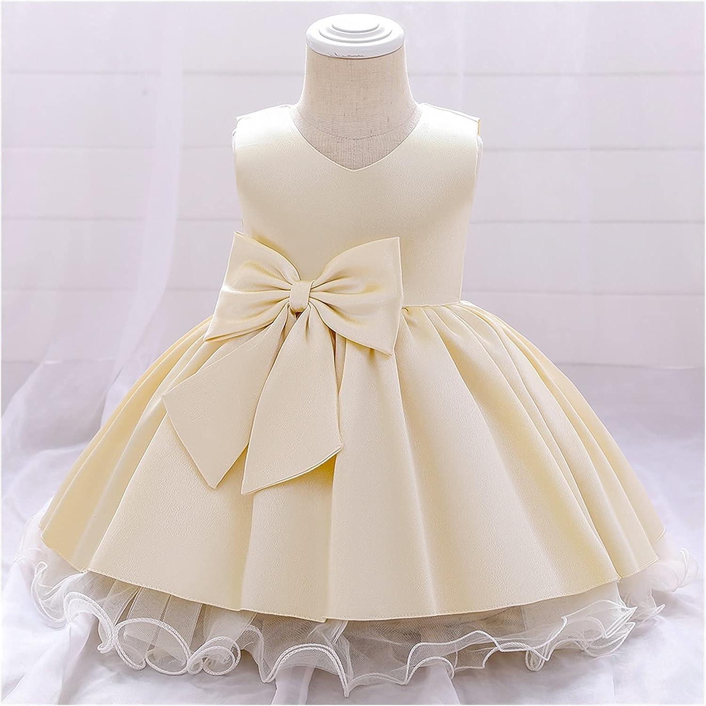 Infant Baby Girl Dress Girls Prom Dress Tutu Princess Dress Sequ