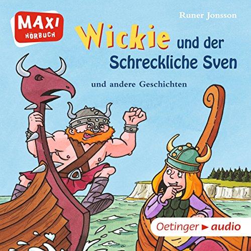 Wickie und der Schreckliche Sven Titelbild
