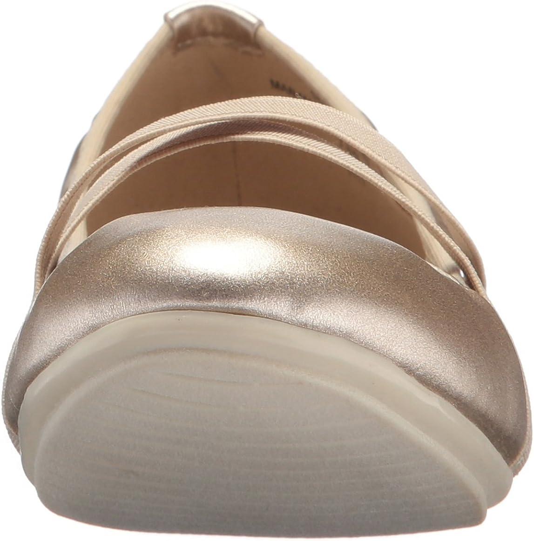 Easy Spirit Womens Gizela3 Ballet Flat