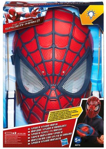 The Amazing Spider-Man 2 – Spider Vision Mask – Masque Vision d'Araignée