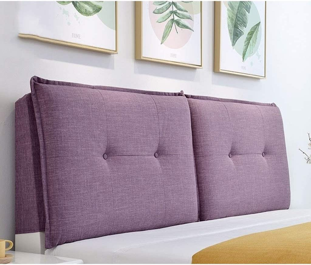 Nordic Double Bedside Cushion low-pricing Ergonomic Anti-Fatig Ridge Ranking integrated 1st place Design