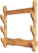 Zwaardhouder Samurai Sword Katana Tanto Display Hanger Solid Wood Wapen Stand Zwaardstandaard (Size : 3 Layer)