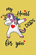My Heart Dabs For You: Fantastic password log book for Valentine