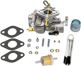 KIPA Carburetor for Zenith 0-12522 12522 10131 10457 12225 Marvel Schebler TSX 38 102 161 305 423 510 653 709, Fits 25-170 CID Engines