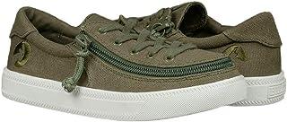 BILLY Footwear Kids Unisex Classic Lace Low (Toddler/Little Kid/Big Kid) Green 11 M US Little Kid