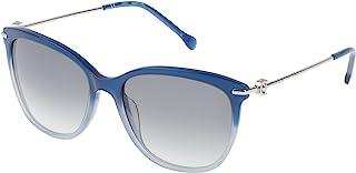 Loewe - SLW935M560D36 Gafas de sol, Blue Fading Two Azure, 56 para Mujer
