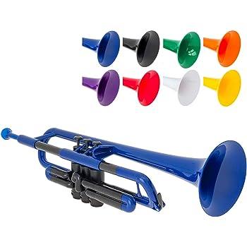 Ptrumpet 700626 - Trompeta con boquilla y funda