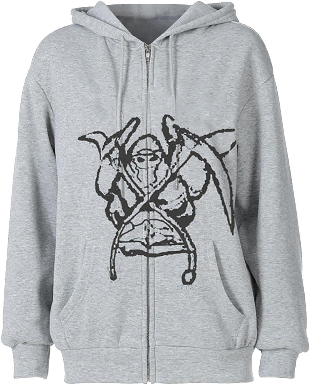 INNOVIERA Hoodies for Women,Womens Sweatshirts Full Zip Lightweight Casual Long Sleeve Hooded Pockets Jacket Tops Coat