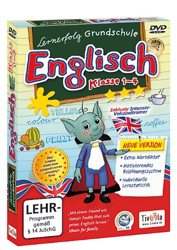 Lernerfolg Grundschule Englisch 1-4 Klasse Neue Version