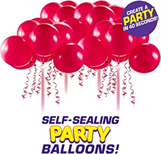 Bunch O Balloons - Party Balloons Refill 4 Pack - Red