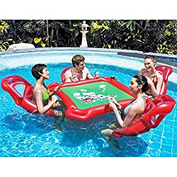 20+ Swimming Pool Toys and Pool Party Games For Adults 6