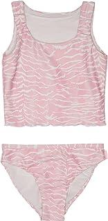 Seafolly Girls' Longline Tankini Swimsuit Set