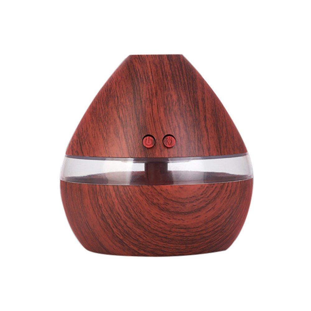 TwoCC Humidificador de aceite de aromaterapia, purificador de aire Aroma difusor de aceite esencial Led humidificador de aromaterapia con aroma: Amazon.es: Bricolaje y herramientas