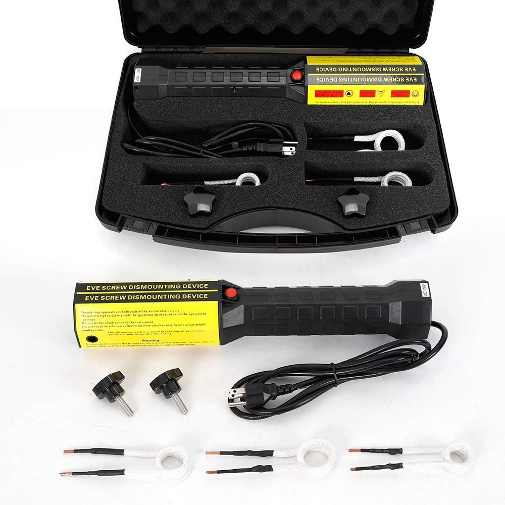 110V New Shipping Free Shipping 1KW Mini Ductor Magnetic Induction Heater Kit Super sale period limited Fl Automotive