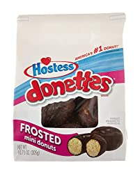 Hostess, Frosted Donettes Bagged, 11.25 Ounce