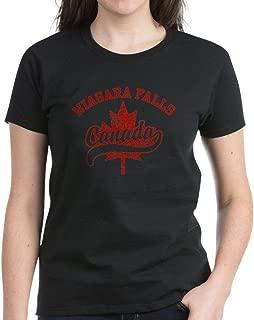 Niagara Falls Canada T-Shirt Womens Cotton T-Shirt