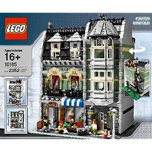 © 2008 The LEGO Group / Amazon.co.jp - レゴ クリエイター グリーングローサー 10185