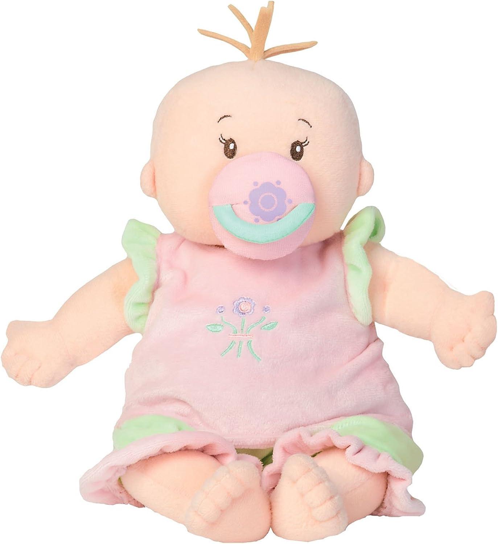 Manhattan Toy 130080 - Baby Stella, Pfirsich
