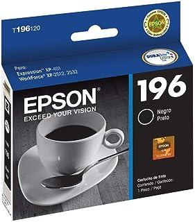 Cartucho Epson 196 | Epson 401 | Epson TX125 Black Original 5ml
