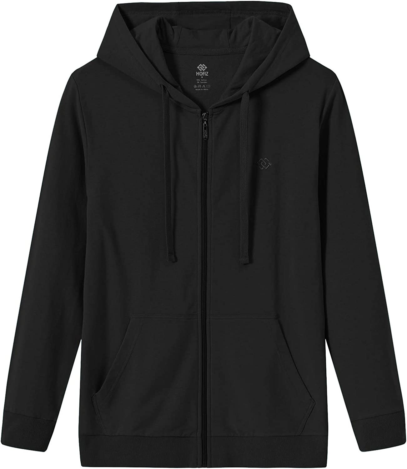 JINSHI Special Campaign Full-Zip Hooded for Men Sleeve Lightweight supreme Long Sports Sw