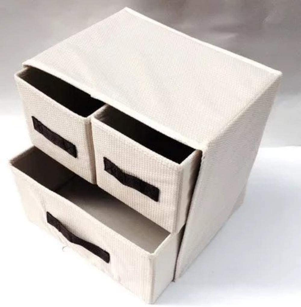Storage San Francisco Max 48% OFF Mall Bag Drawer with Modern Bra Socks Scarf Underwear Environ
