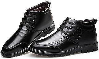 [スター イー ビズネス] ワークブーツ メンズ 防寒 冬用 綿入れ 防寒靴