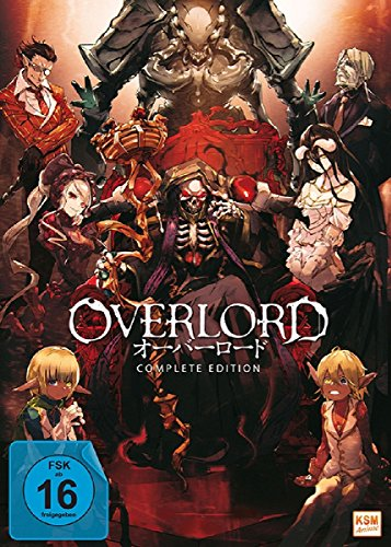 Overlord - Complete Edition [3 DVDs]