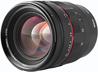 MEKE 50mm F1.2 Large Aperture Manual Focus Full Frame Lens for Canon RF-Mount Cameras EOS-R EOS-RP R5 R6