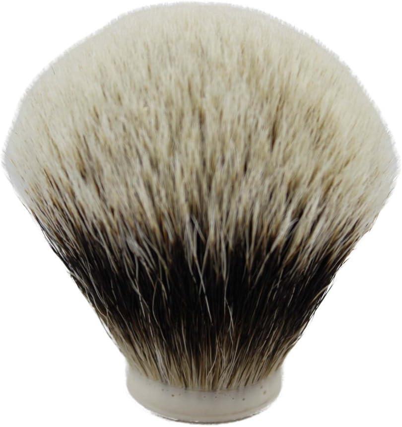 VIGSHAVING 30mm Diameter Finest Two Band Hair Badger Bru Max 59% OFF Ranking TOP16 Shaving